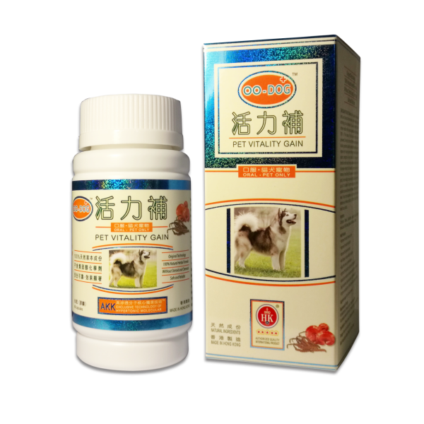 PET VITALITY GAIN(ORAL • PET ONLY)